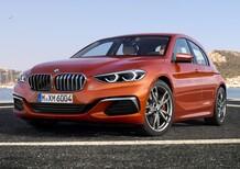 Nuova BMW Serie 1: la immaginiamo così [Rendering]