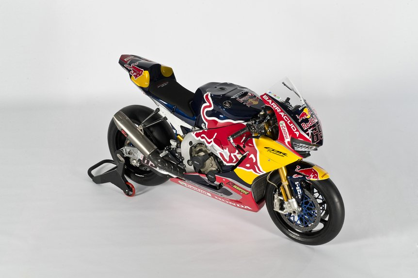 Presentato il team Red Bull Honda World Superbike (3)