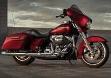 Harley-Davidson: 50 nuove moto in 5 anni