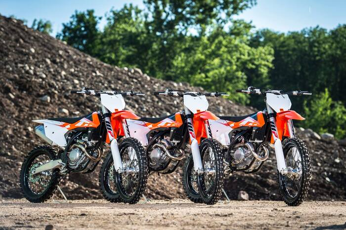 Popolare Prova KTM SX 2016 - Prove - Moto.it LR95