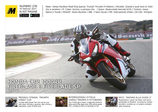 Magazine n°278, scarica e leggi il meglio di Moto.it