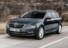 Skoda Octavia restyling 2017, alternativa intelligente [Video primo test]