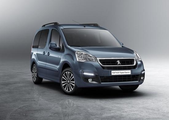 Peugeot Partner Tepee Electric, piccolo ed elettrico