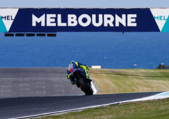 Test MotoGP Day3. Rossi: Cercheremo strade diverse