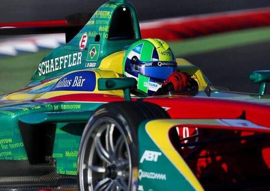 Formula E, ePrix di Buenos Aires: pole per di Grassi