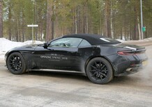 Aston Martin DB11 Volante new images