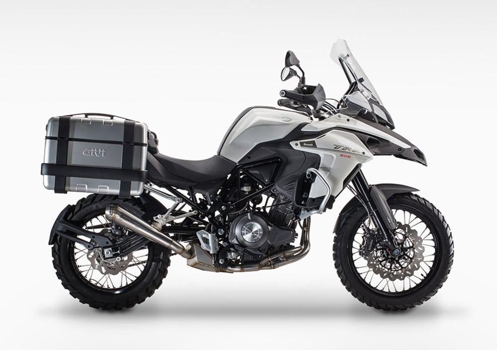 Benelli TRK 502 ABS (2017 - 19) (2)
