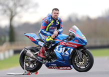 Road Racing: Michael Dunlop passa a Suzuki