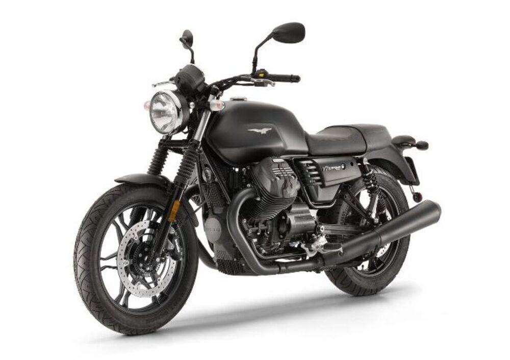 Moto Guzzi V7 III Stone (2017 - 19)