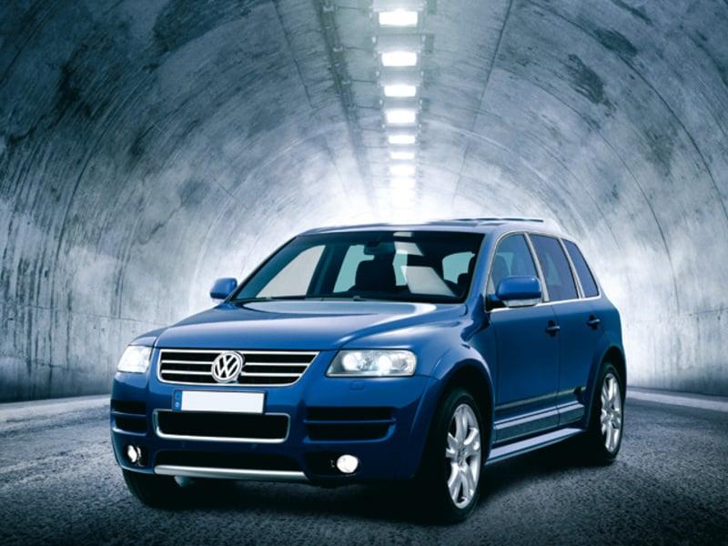Volkswagen Touareg 3.0 TDI 204 CV tiptronic BlueMotion Sport
