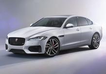 Nuova Jaguar XF: un cuore in alluminio. Tutti i dettagli