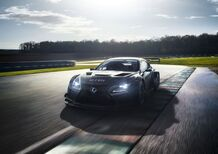 Lexus RC F GT3, Gran Turismo alla giapponese