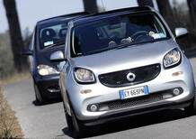 smart forfour 0.9 turbo