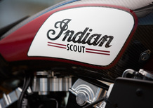 Indian Scout FTR750 in vendita