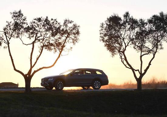 Mercedes Classe E All-Terrain: la SW senza limiti