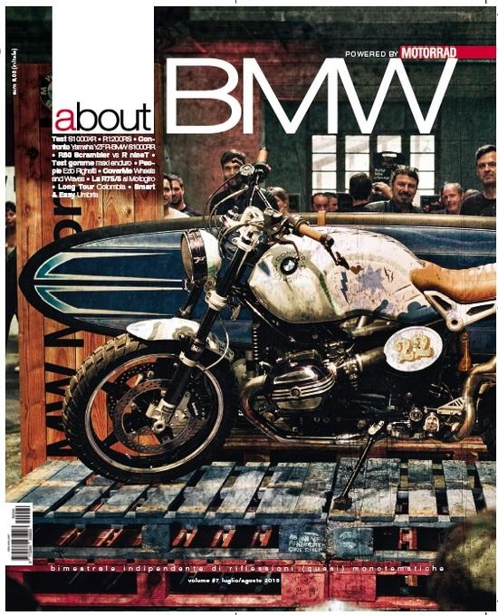 About BMW: in edicola il numero 7