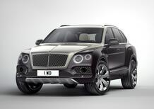 Bentley Bentayga Mulliner, più lusso di così...