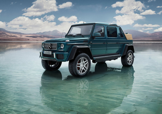 Mercedes-Maybach G 650 Landaluet