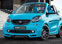 Smart Brabus Ultimate 125, la videorecensione al Salone di Ginevra 2017 [Video]