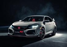 Honda Civic Type R, debutto al Salone di Ginevra 2017