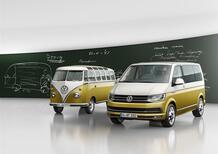 Volkswagen Bulli 70 anni, l'anniversario al Salone di Ginevra 2017