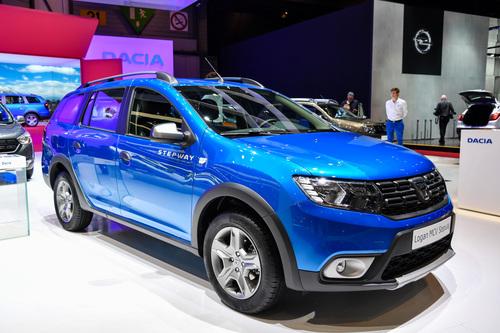 Dacia al Salone di Ginevra 2017 (6)