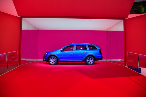 Dacia al Salone di Ginevra 2017 (4)