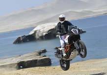 Test anteprima KTM 1290 Super Adventure R