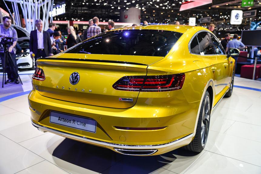 Volkswagen al Salone di Ginevra 2017 (4)
