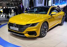 Volkswagen al Salone di Ginevra 2017