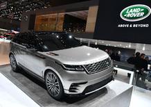 Land Rover al Salone di Ginevra 2017