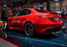 Alfa Romeo al Salone di Ginevra 2017