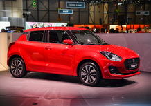 Suzuki Swift, la videorecensione al Salone di Ginevra 2017 [Video]