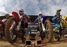 Video. Gli Highlights del GP di Lettonia MXGP 2015