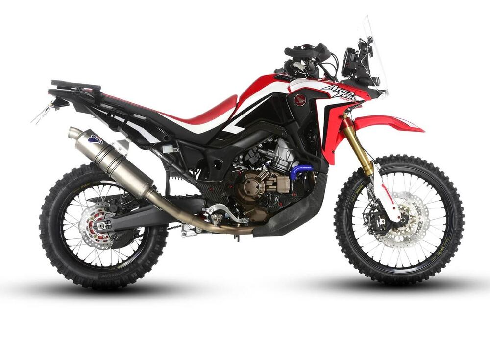 honda africa twin rally dct 2018 prezzo e scheda. Black Bedroom Furniture Sets. Home Design Ideas