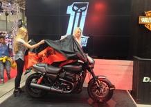 Motodays 2017: Harley-Davidson, nuova Street Rod 750 (Video)
