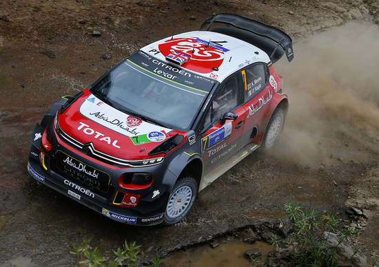 "WRC17 Mexico. ""Incredible"" Meeke, Paul Nagle e Citroen C3. Vittoria!"