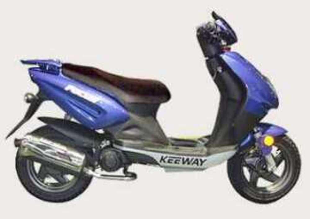 Keeway Motor Focus 50