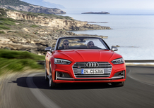 Audi A5 Cabriolet [Video primo test]