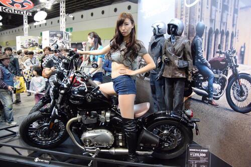 33° Osaka Motorcycle Show, le foto (2)