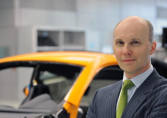 McLaren, Vinnels: «720S? Un salto in avanti incredibile rispetto a 12C e 650S»
