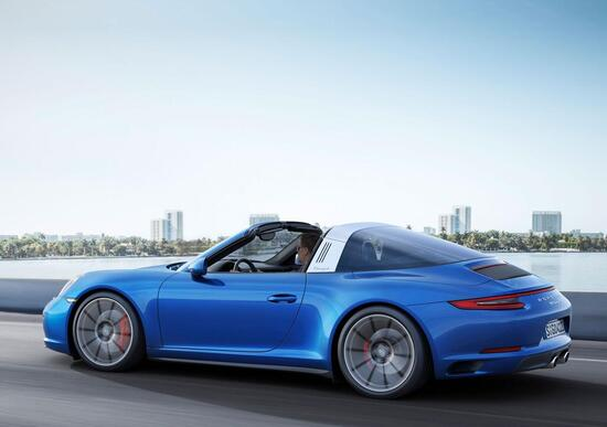 Porsche 911 S my 2017, arriva il kit +30 CV