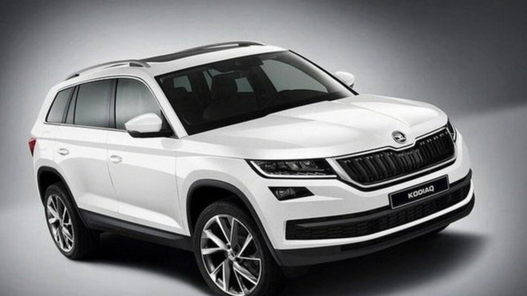 Skoda Kodiaq 2.0 TDI SCR 4x4 Executive
