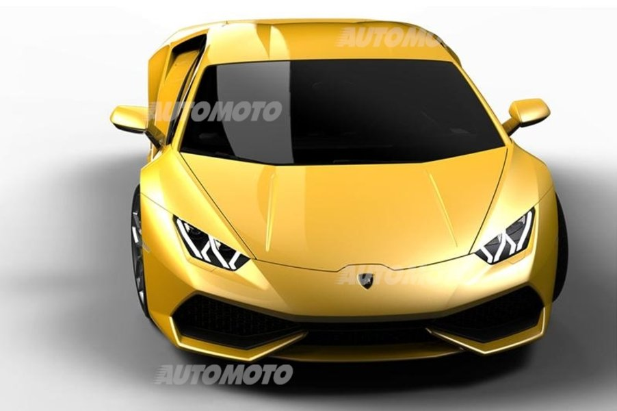 Lamborghini Huracán Coupé (4)