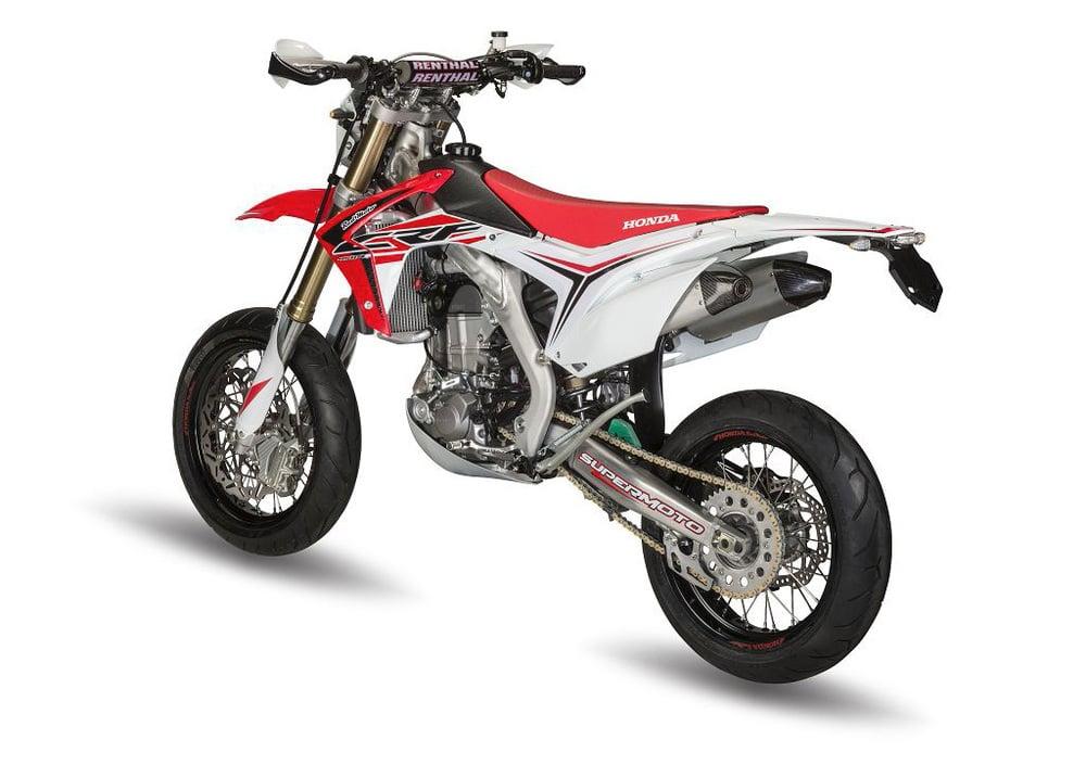 Honda Crf 450 Rg Supermoto 2016 Prezzo E Scheda Tecnica Moto It