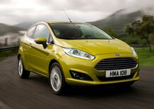 Offerta Ford nuova Fiesta, con 5450 € di incentivi