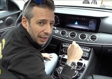 Mercedes Classe E, connessa con C.A.S.E. [Video]