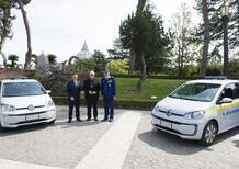 Volkswagen e-up! alla Gendarmeria Vaticana