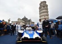 Villorba Corse: presentata la Dallara P217 per Le Mans ed ELMS 2017