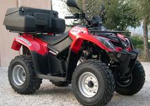 Kymco MXU 300 R (2007 - 17)